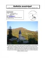 Bulletin municipal décembre 2018